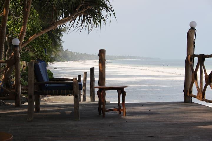Panga Chumvi Beach Resort, Matemwe