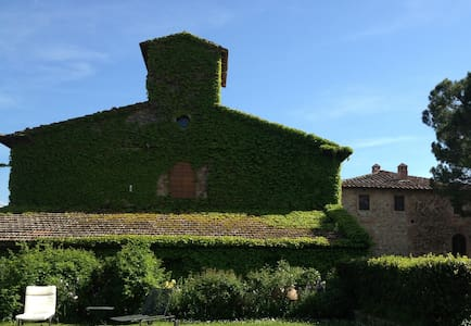 Siena Country Loft Hideway - Siena - Çatı Katı