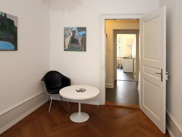 Studio apartment : Spalenring Basel
