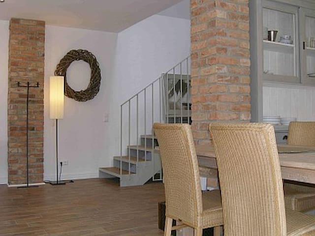 Exklusive Maisonette 2 Ebenen - See - Rangsdorf - Wohnung