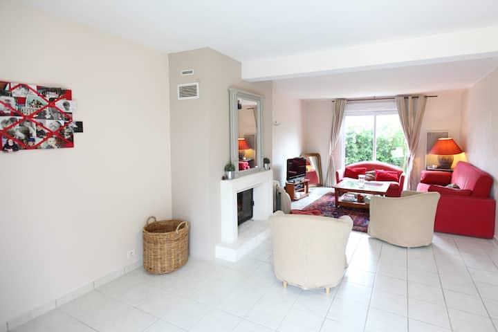 Rent a house in La Loire VALLEY