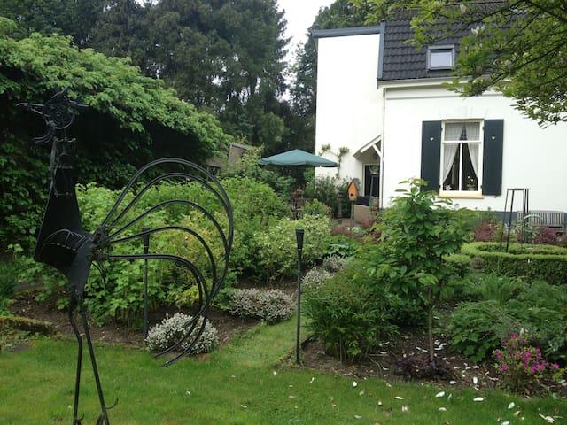 Gardenershouse Hartenstein Arnhem - Oosterbeek - บ้าน