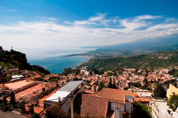 Taormina Vacations - B&B U Palmentu