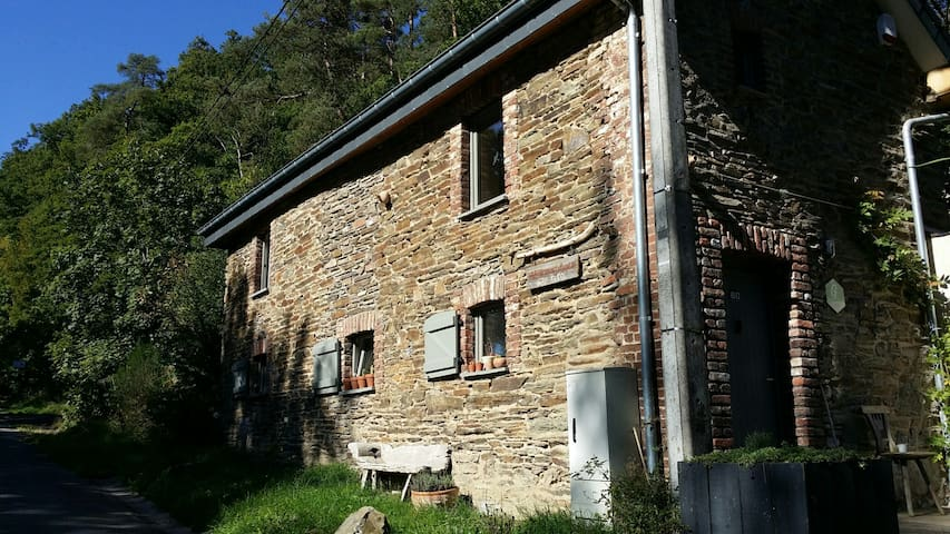 Luxury cottage in the heart of the Belg. Ardennes - Stoumont - House