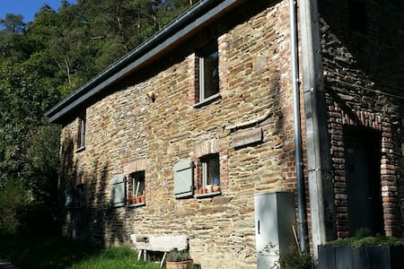 Luxury cottage in the heart of the Belg. Ardennes - Stoumont