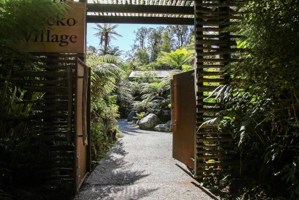 Seclusion in the gecko village