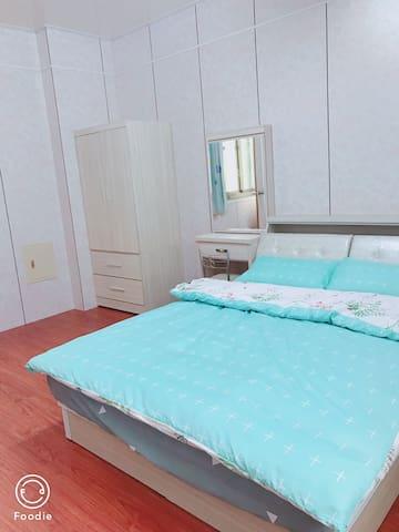 幸福雙人房