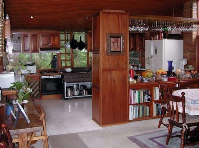 Wood Cottage in Suba Hills - Bogotà - Chalet