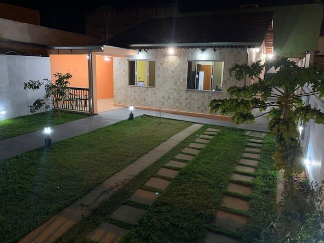 """Casa aconchegante"" - Itajubá-MG"