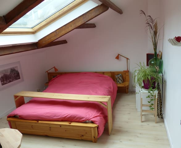 nice room with sky view - Corbeil-Essonnes