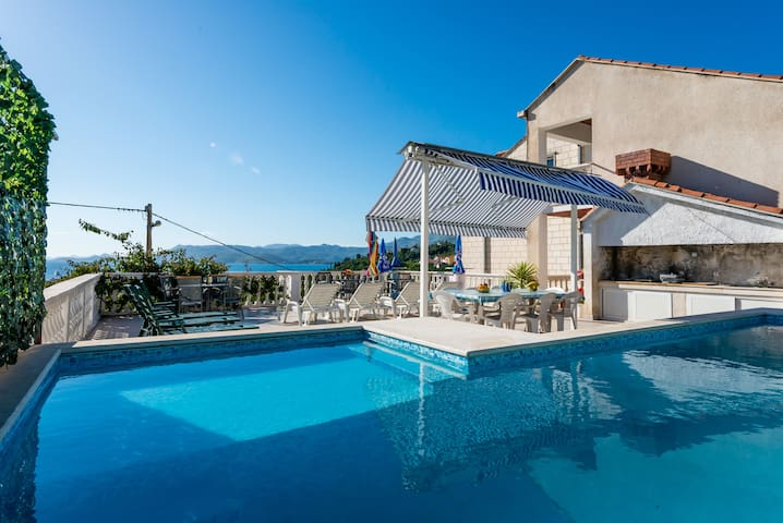 Villa Arka - Studio (2 adults) - Cavtat - Appartement