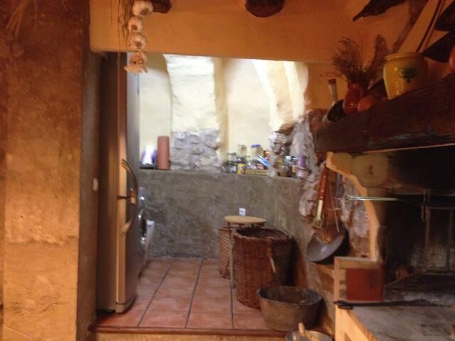 Casa rustica en Javalambre,en Cascante del Rio