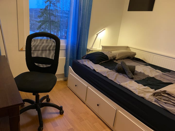 Rom i Kolsås / Room in Kolsås near Oslo