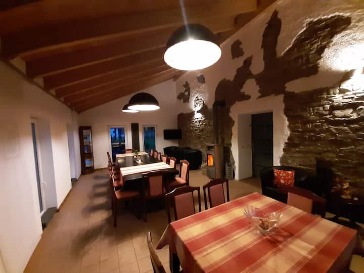 Historic Eifel Vacation home