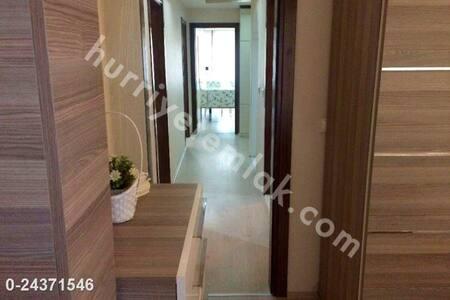 Full furniture at city center  dublex apartment