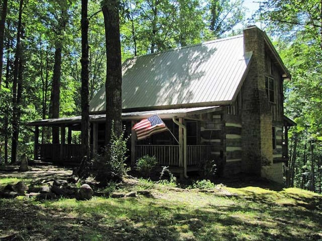 Kelly Reed Cabin, a special place of the past!