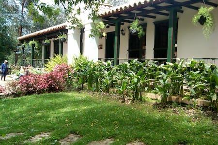 Casa Campestre, Break-Fast - โบโกตา - วิลล่า