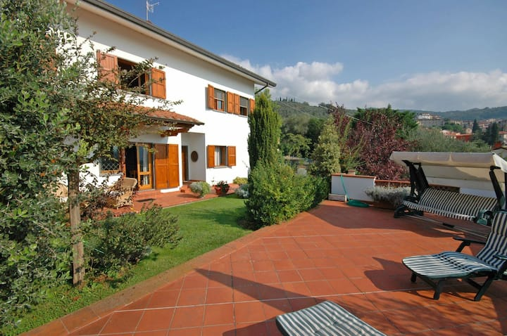 Villa Massa - Vacation rental with private swimming pool in Montecatini Terme, Tuscany