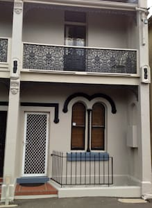 Historic terrace in Newcastle East - Newcastle East