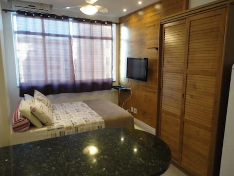 Cozy and confortable apartment in Copacabana