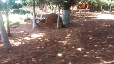 Hermosa casa rural para descanso en Paraguari