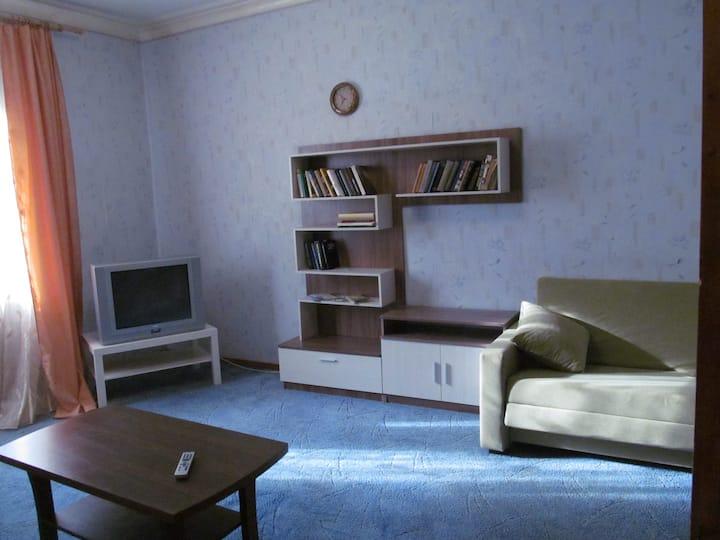 Просторная квартира в историческом центре