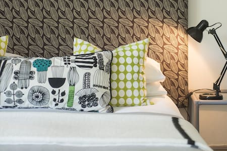 Garden en-suite flatlet - private and peaceful - Rumah