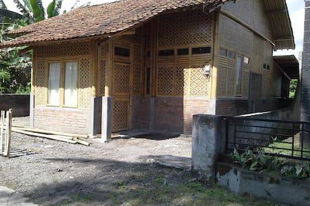 Back to nature In Yogyakarta - Sleman - Hus