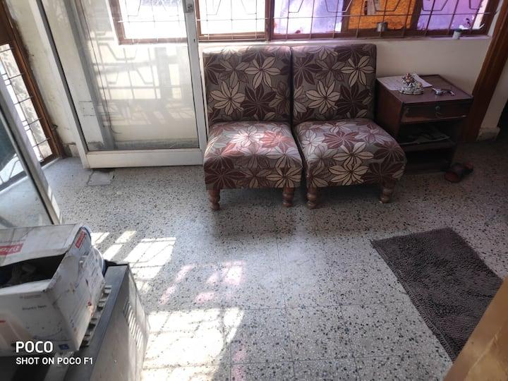 Independent furnished home