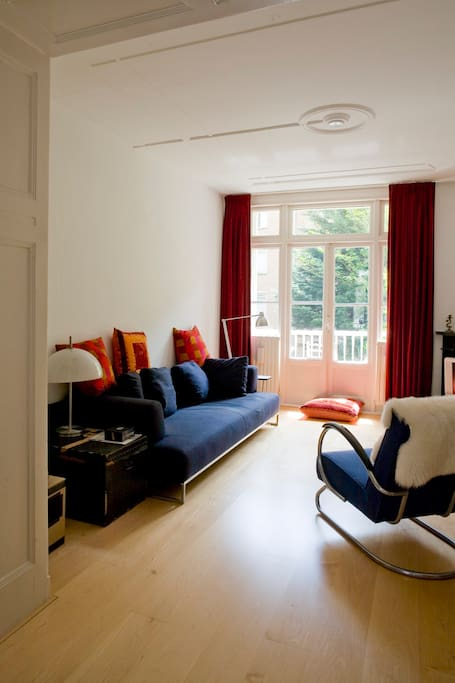 Cosy stylish apartment in de pijp apartments for rent in for Low cost apartments amsterdam