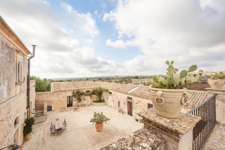 Villa Carcara - Die ganze Villa - Ragusa - Villa