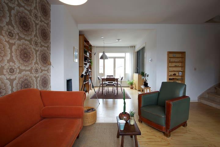Unique Spacious Apartment with Roof Terrace - Eindhoven - Apartment