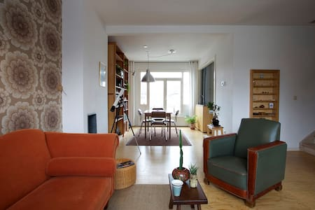 Unique Spacious Apartment with Roof Terrace - Αϊντχόφεν