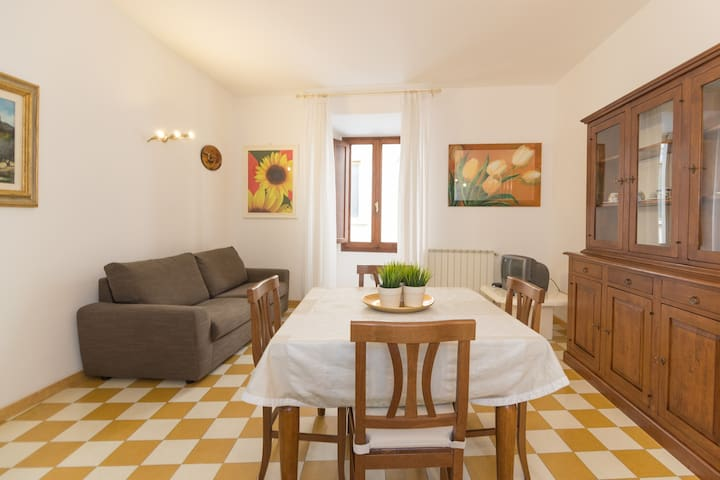 Sunflower apartment in Tuscany - Prato - Appartement