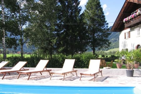 Apartm. 1 bedroom with pool - Bad Hofgastein