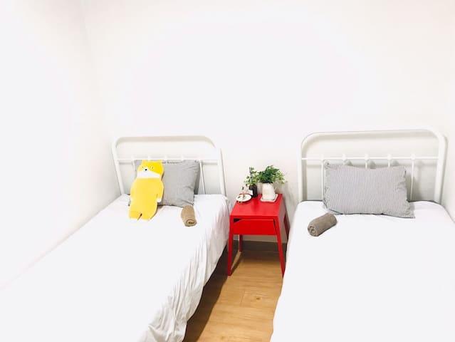 4B-#Room 3 Kylie's Hongdea Private Room