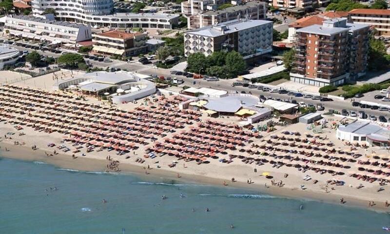 Appartamento lussuoso fronte mare