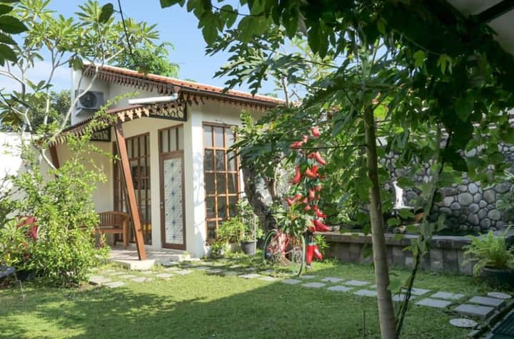 Traditional yet Modern Javanese Home