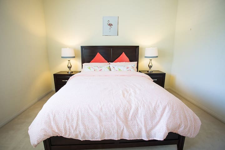 Guest room of single family house 5