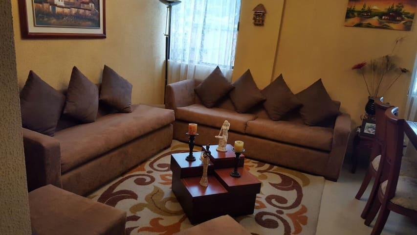 Habitaciónes  privadas- Sientete como en casa