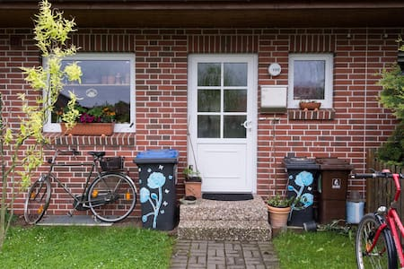 central, allergy friendly, quiet - Schwarzenbek - Rumah