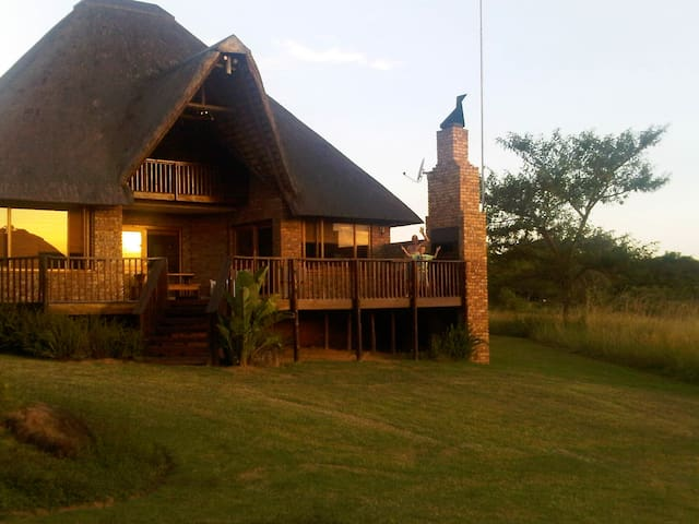Swagat at Kruger Park Lodge - Hazyview - Huis