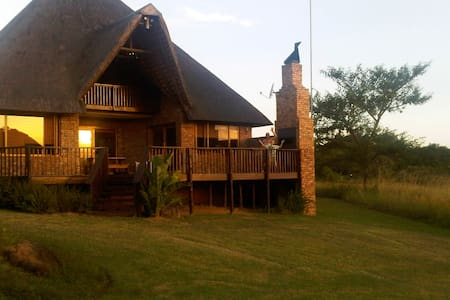 Swagat at Kruger Park Lodge - Hazyview - Hus