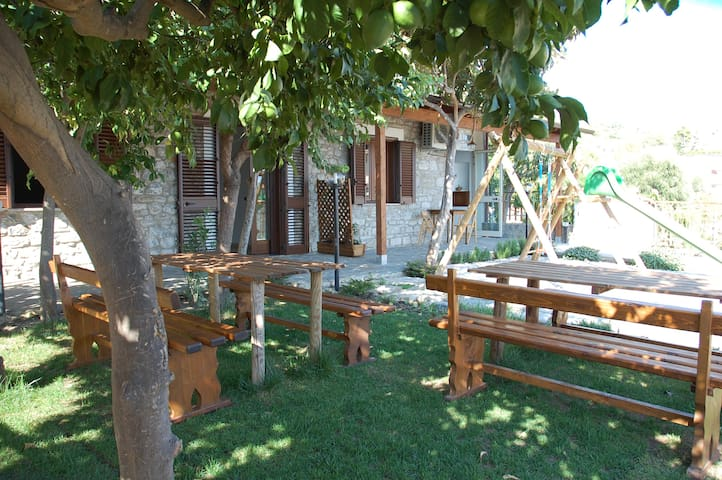 "holiday house ""Il Pescatore"" Pioppi - Pioppi"