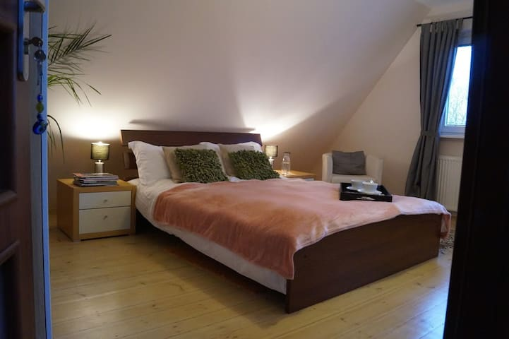 Cherry Tree Guest Rooms - Gdańsk - House
