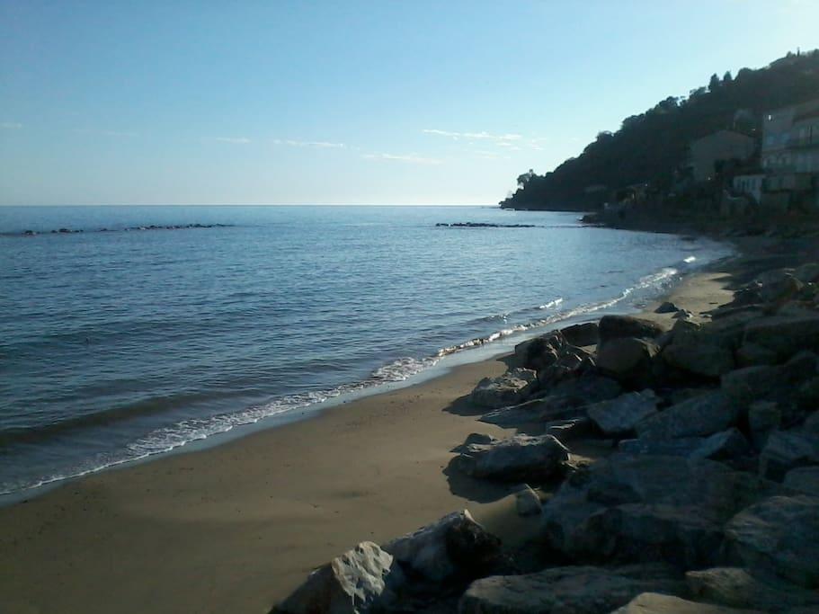 spiaggia Pioppi