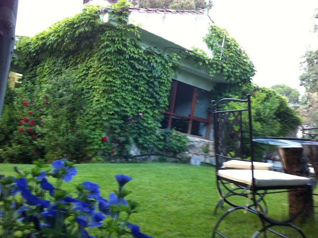 Preciosa Casa en pantano Sanjuan - San Martín de Valdeiglesias - House