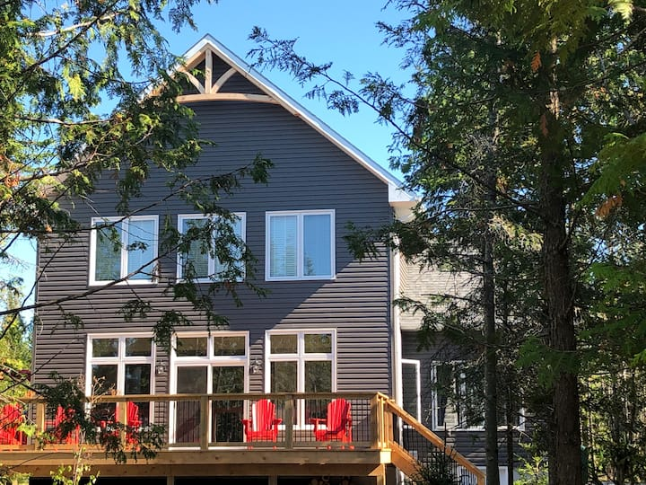 Fairwinds Lake House -newly built!