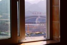 【重庆西站】兜姐的造梦空间••·步行至西站。超大独立卫生间+大飘窗