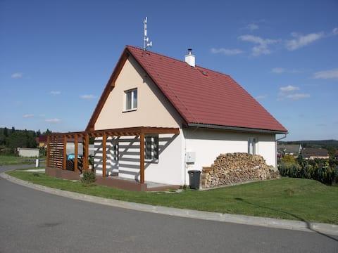 Ubytování Žďárské vrchy